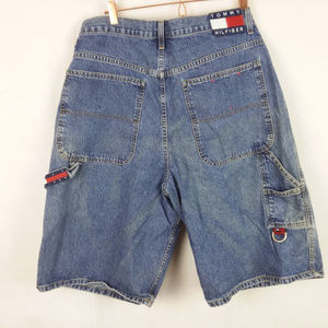 Tommy Jeans 90's Retro Style Carpenter Shorts 38